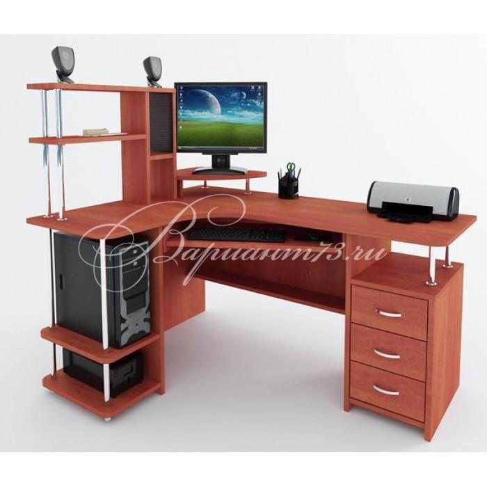 Размеры компьютерных столов для дома фото